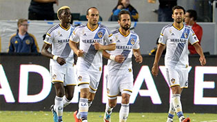 Transformation of the LA Galaxy