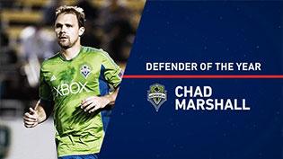 Congrats Chad Marshall